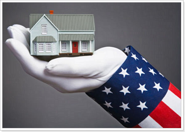 Какой процент ипотеки в Америке?