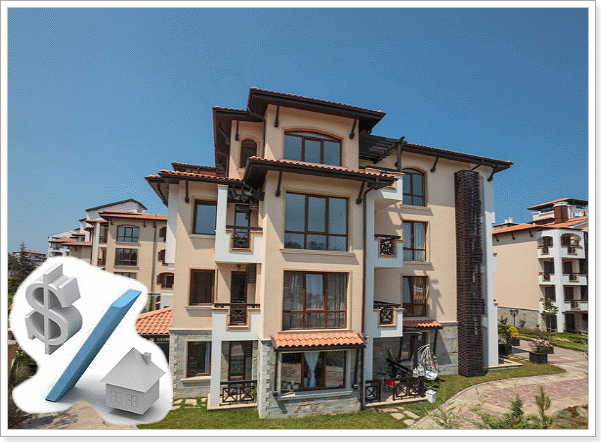 Проценты по ипотеке в Болгарии