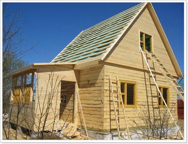 Ипотечный кредит для строительства дома