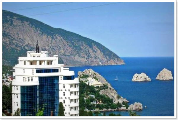 Жилье росиянам в Крыму эпотека