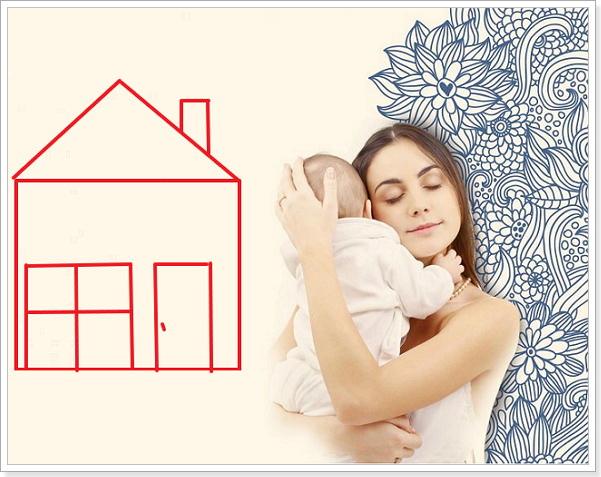 Социальная ипотека мать одиночка декрет