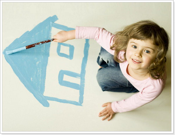 При ипотеке говорить о детях