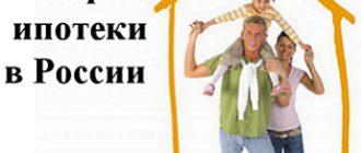 история ипотеки в россии