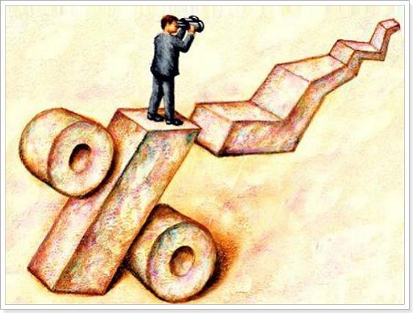 Поднятие процентов на ипотеку