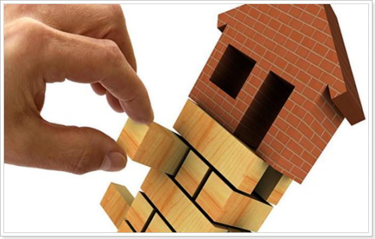 Закон об особенностях ипотека жилых домов и квартир