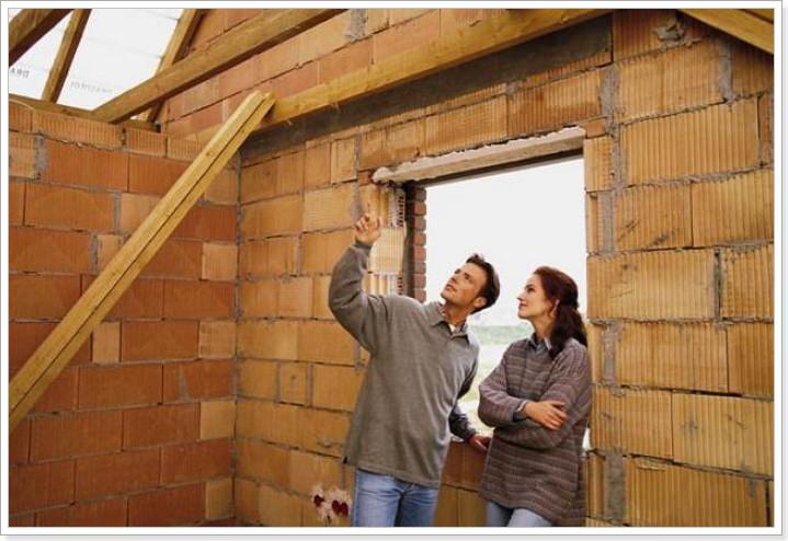 Строить дом под материнский капитал