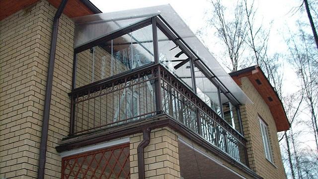 Остекление балкона переустройство дешевое остекление балкона