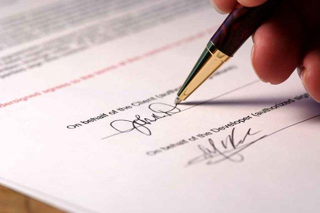 Расторжение договора в одностороннем порядке